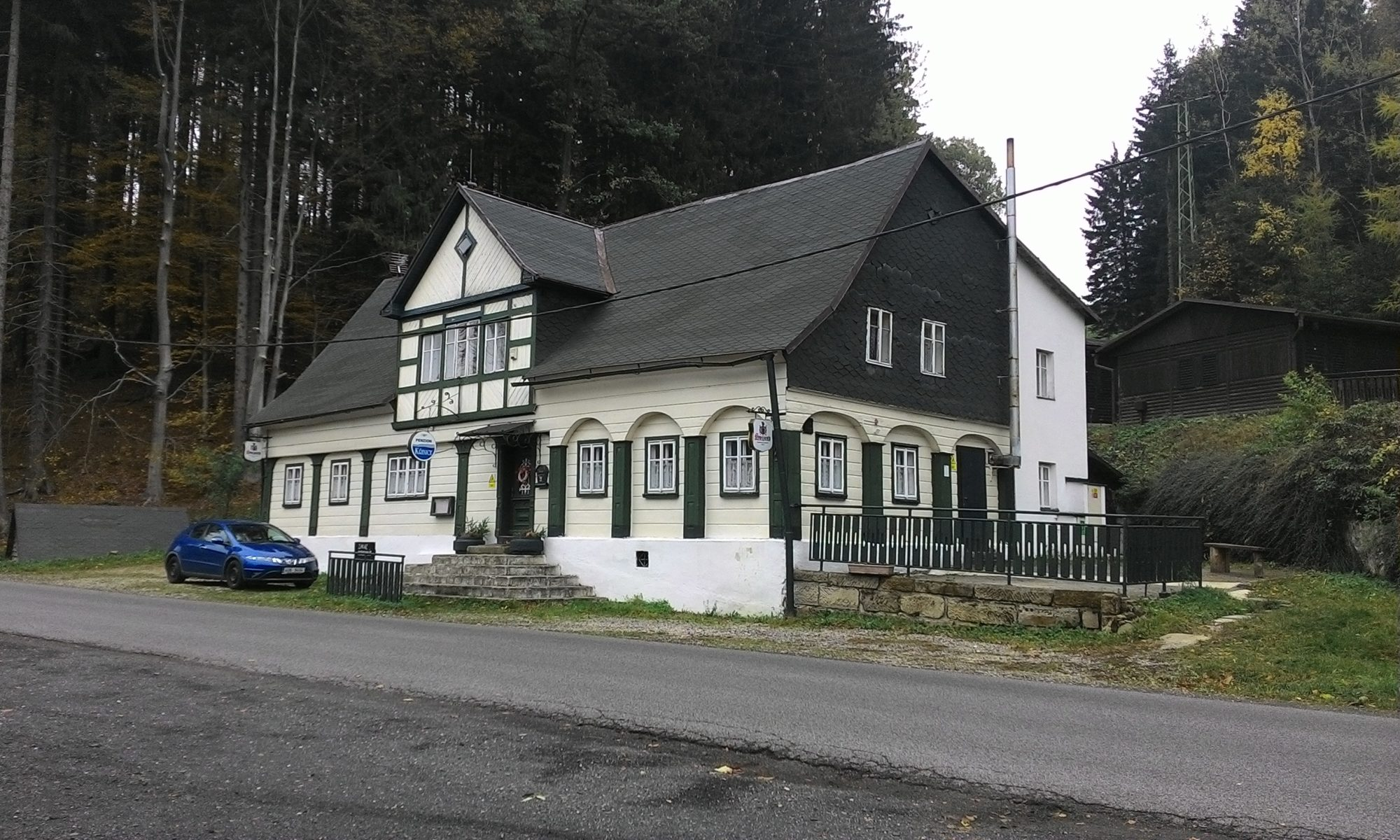 Lodge Kirnitzsch